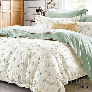 Комплект постельного белья  ранфорс 21139