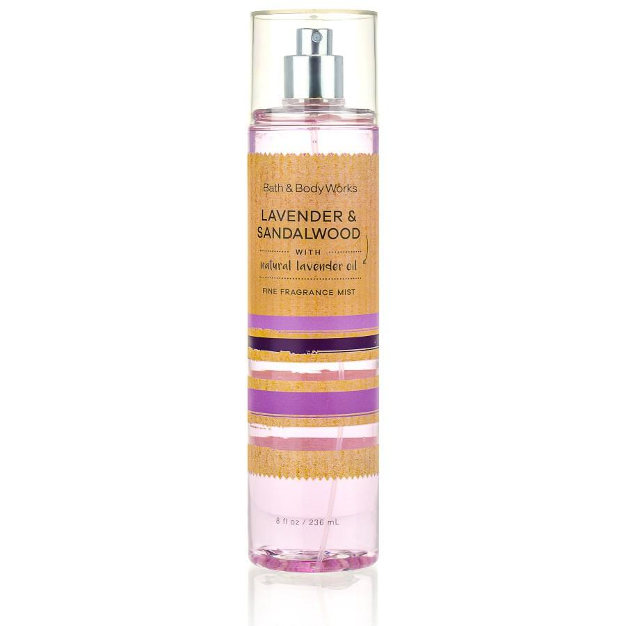 Парфюмированный спрей для тела Lavender and Sandalwood 236 ml (LK-08)