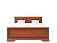 Ліжко двоспальне BRW Стиліус+ламель 160х200 черешня антична