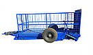 Вагова трап-візок серії ВТТ001 вантажопідйомністю 2 тонни, фото 3