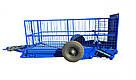 Весовая трап-телега серии ВТТ010 грузоподъемностью 2 тонны, фото 4