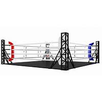 Ринг для бокса V`Noks EXO напольный 5*5 м, фото 1