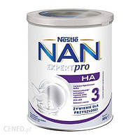 NESTLE NAN Expert Pro HA 3 молодше модифіковане молоко для дітей старше 1 року 800г, фото 1
