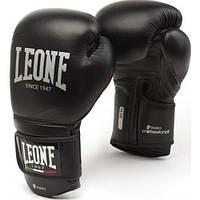 Боксерские перчатки Leone Professional Black 12 ун.