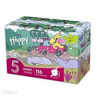 Bella Baby Happy Junior 5 (12-25 кг) Коробка 116 шт.