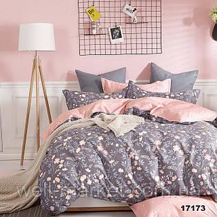 Комплект постельного белья ранфорс 17173