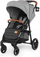 Прогулянкова коляска KinderKraft Grande LX Black (KKWGRANBLK00LX)