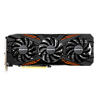 Видеокарта Gigabyte GTX 1070 Ti Gaming (8GB/GDDR5/256bit) GV-N107TGAMING-8GD БУ
