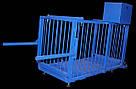 Весы для взвешивания свиней ВИС 500 кг 1250х600х700 мм, фото 4