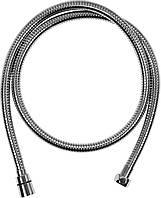 Шланг душевой растяжимый FALA с нержавеющей стальной хромированной гофрой G1/2 1.25-1.75 м