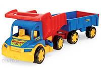 Вантажівка Wader с прицепом Gigant Truck (65100)