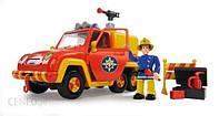 Simba Fireman Sam Venus Автомобіль із статуеткою (109257656038)
