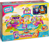 Mojipops S Playset 1x2 Pool Party, фото 1