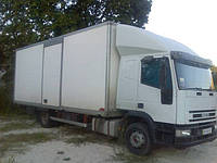 Услуги перевозок цельнометами по  Днепропетровской области