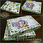 Комплект постельного белья  Стиль, бязь (Детский), фото 3
