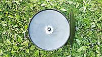 Сковорода из диска бороны 50 см с отверстием для быстрого приготовления, фото 9