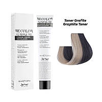 Тонер графіт GRAPHITE 12 min 100 мл Be hair*