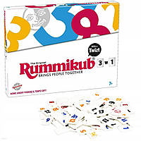 Tm Toys Rummikub Twist 3W1 8600