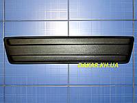 Зимняя заглушка решётки радиатора Renault Trafic низ 2001-2006 матовая Fly. Утеплитель решётки, фото 1