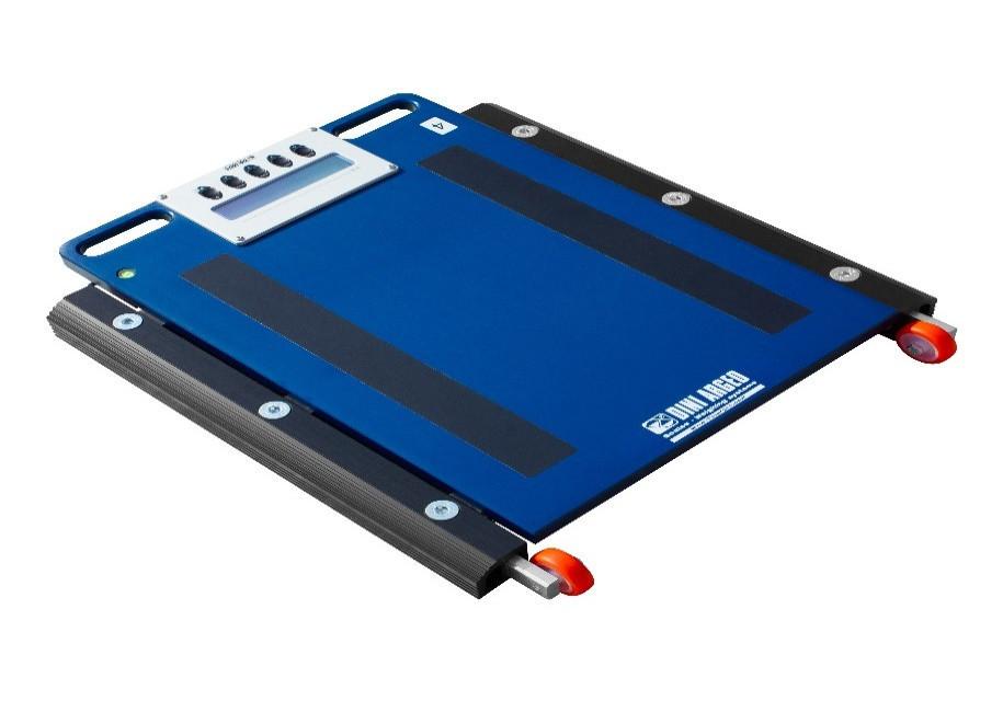 Беспроводные подкладные весы WWSDRF Dini Argeo 950×500 мм