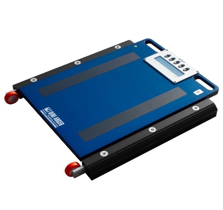 Беспроводные подкладные весы WWSERF Dini Argeo 750×450 мм
