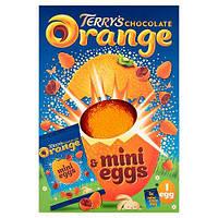 Шоколадное яйцо Terrys Chocolate Orange with Mini Egg 260 g