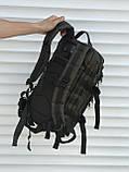 Якісний рюкзак чоловічий, хакі 25 літрів, фото 3