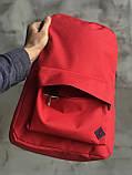 Красный мужской рюкзак 7 литров, фото 5