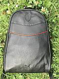Качественный кожаный рюкзак для школы и спорта, Puma, фото 4