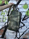 Повседневный мужской рюкзак (небольшой), фото 3