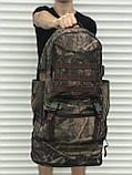 Рюкзак камуфляжный с раздвижным дном, 40л + 5л, фото 6