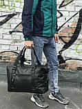 Мужская спортивная сумка из кожи, фото 6