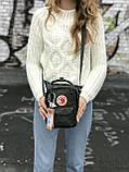 Женская сумка Kanken c плечевым ремнем, хаки, фото 2