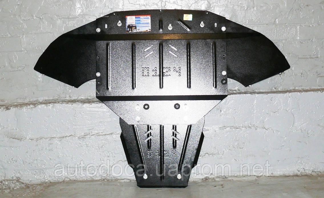 Захист картера двигуна і акпп Audi A6 (C6) 2004-
