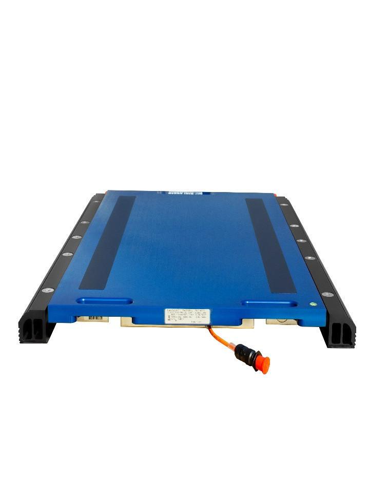 Проводные подкладные весы WWSF Dini Argeo 900×700 мм