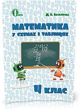 4 КЛАС. Математика в схемах і таблицях. (Васильєва Д. В.), Освіта