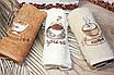 Набор кухонных полотенец Кофе deep, фото 3