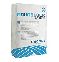 Минеральный гидроизоляционный гель AQUABLOCK EXTEND, фото 1