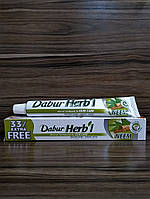 Зубна паста Dabur Ніім, Dabur Herb'l Neem Natural Toothpaste, 75+25 гр