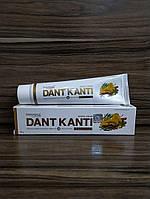 Зубная паста Herbal Toothpaste Patanjali Dant Kanti Advanced, 100 гр