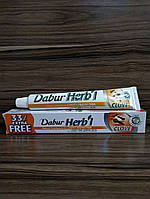 Зубная паста гвоздика Dabur Herb`l Toothpaste Clove, 75+25 гр