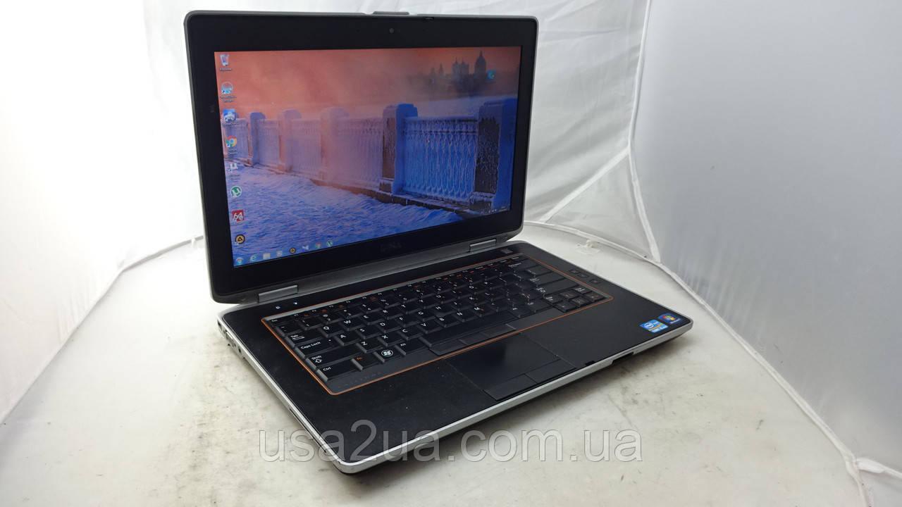 Ноутбук Dell Latitude E6420 Core I5 2Gen 500Gb 6Gb две видеокарты WEB Кредит Гарантия Доставка