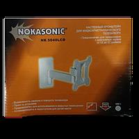 "Кронштейн для крепления телевизора Nokasonic NK-5040 LCD от 12 до 22"""