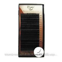 Ресницы I-Beauty  Premium, форма ( L ), толщины 0.07 8 мм