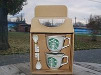 Подарочный набор чашек Starbucks 2011