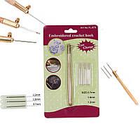 Люневильский Индийски крючок для вышивания Материалы для изготовления украшений и аксессуаров