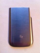 Fly DS125 крышка задняя серебро orig.