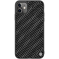 Защитный чехол Nillkin для iPhone 11 (Twinkle case) Silvery Серебристый