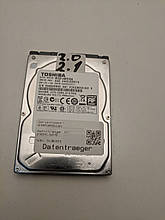 Жосткий диск Toshiba 2.5 500GB