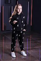 Стильный детский костюм светоотражающий Тик-Ток от производителя 104-158р